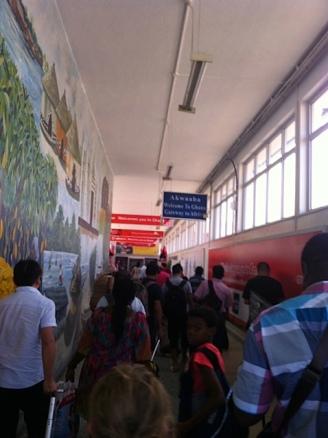 Kotoka International Airport, Accra