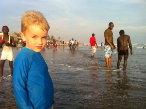 Labadi Beach 1