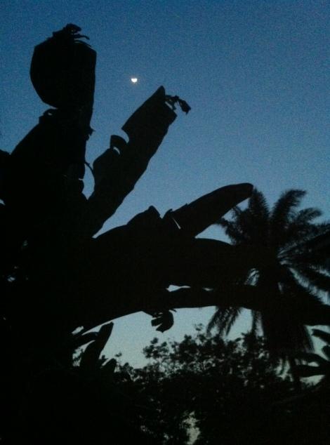 Sunset in Konongo 2