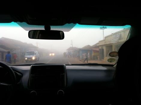 Morning mist 2