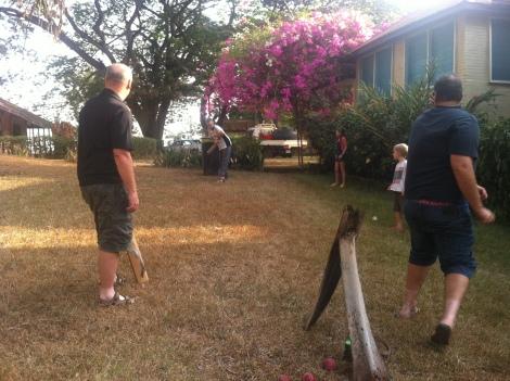 Australia Day, Konongo style