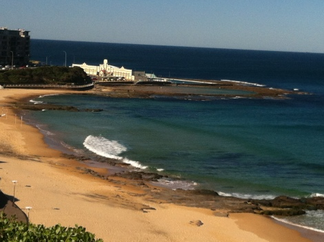 Newcastle Beach