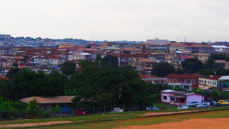 Kumasi, the classic view