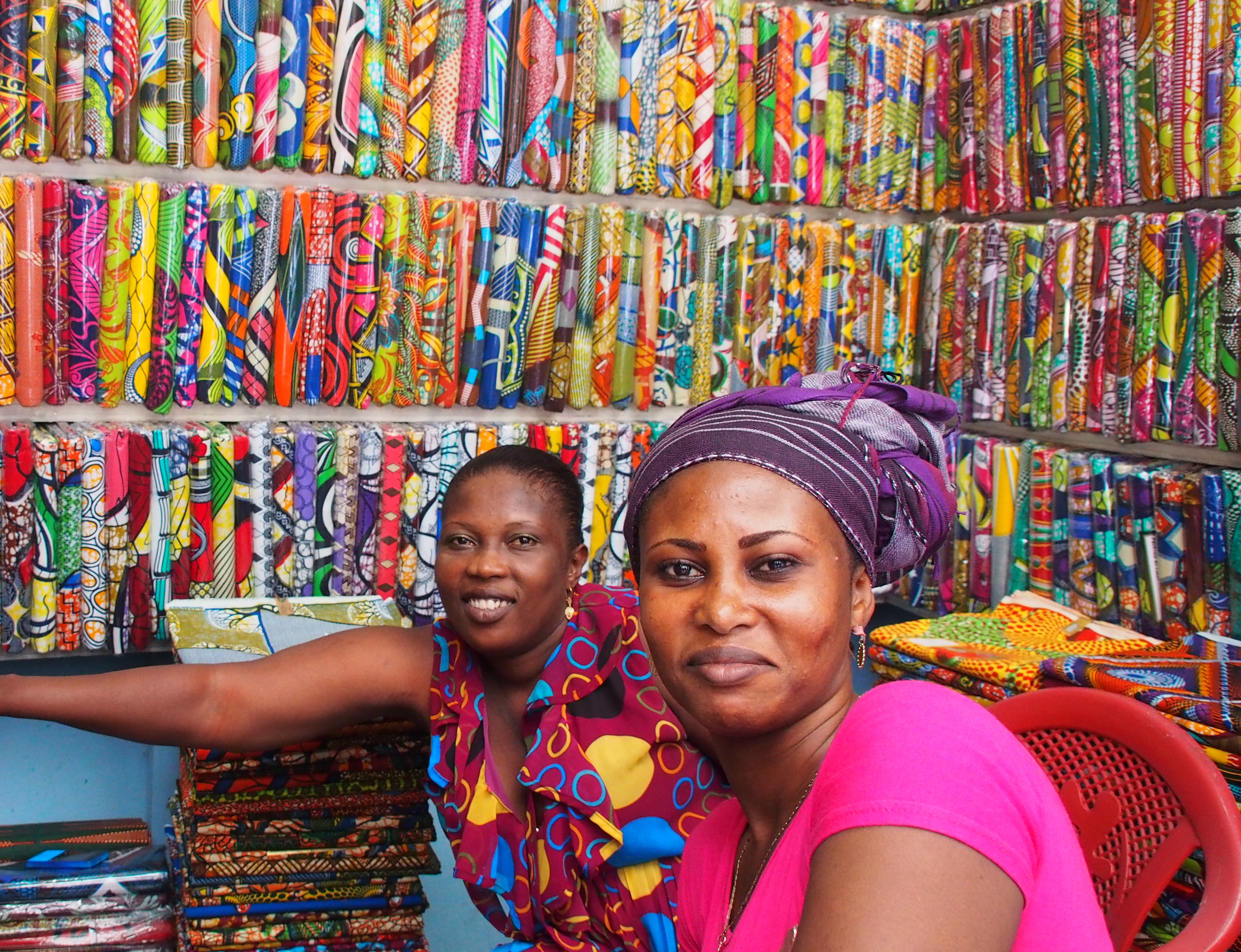 The biggest market in West Africa! | six degrees north