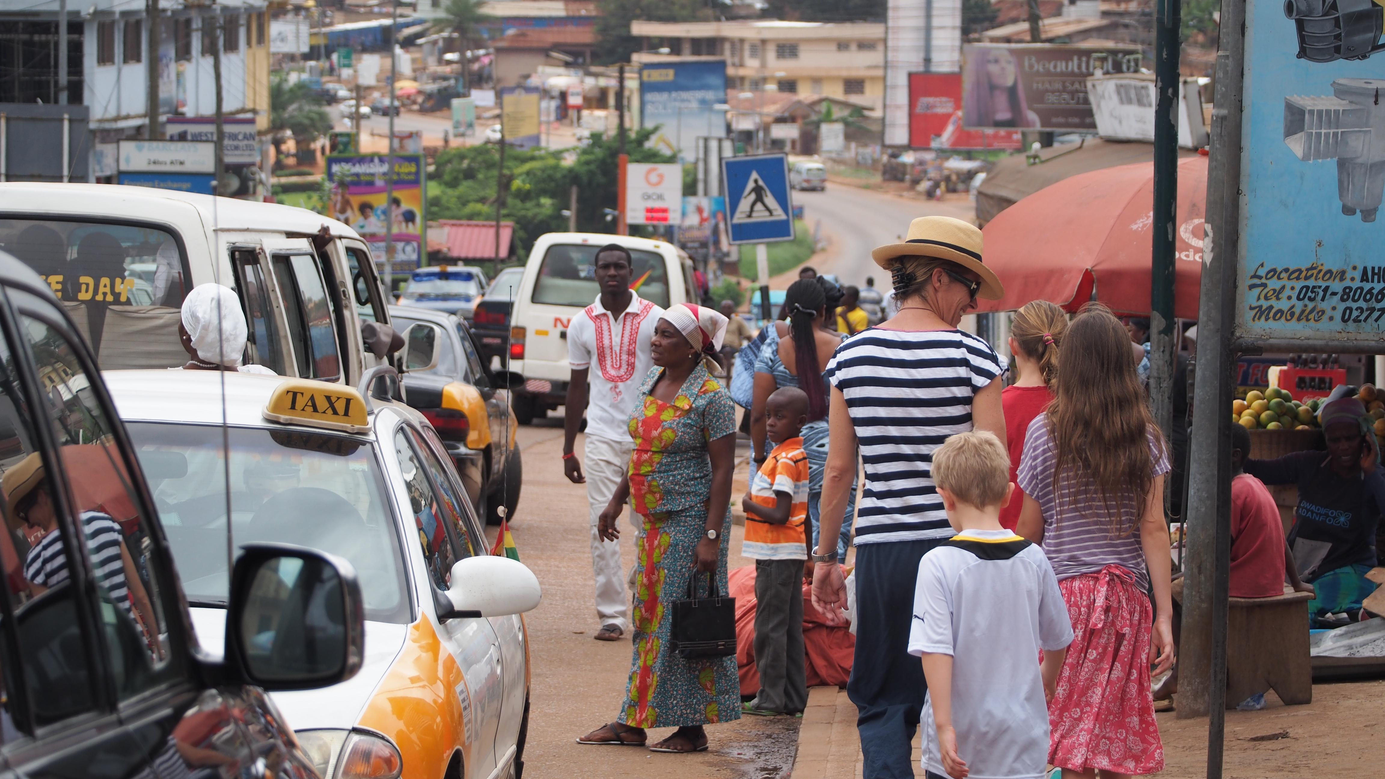 WAWA West Africa Wins Again* six degrees north