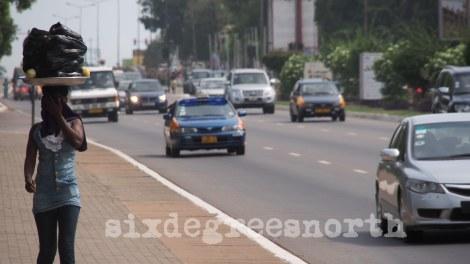 Road Accra
