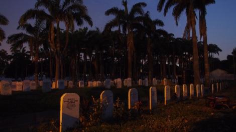 Anzac Day dawn